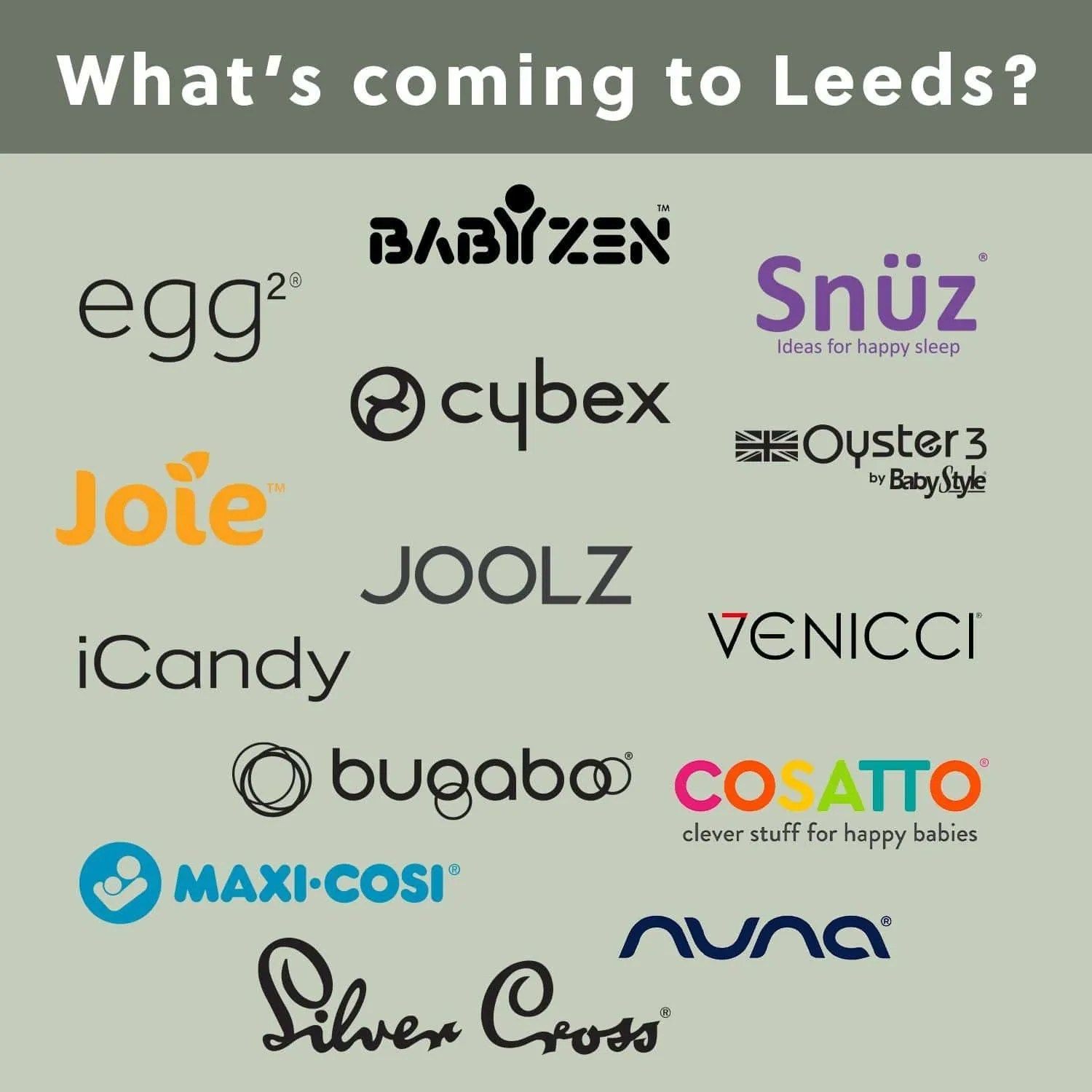 whats coming to leeds