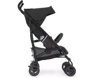 Joie Nitro Stroller LX - Two Tone Black