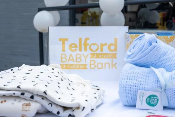 telford baby food bank