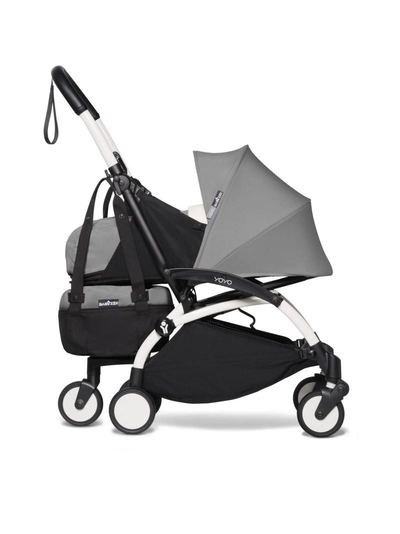 Babyzen YOYO bag grey