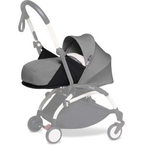 newborn pack grey