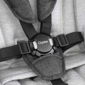 Oyster 3 - Magnetic Buckle and Harness