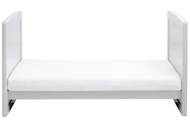 Milo grey bed