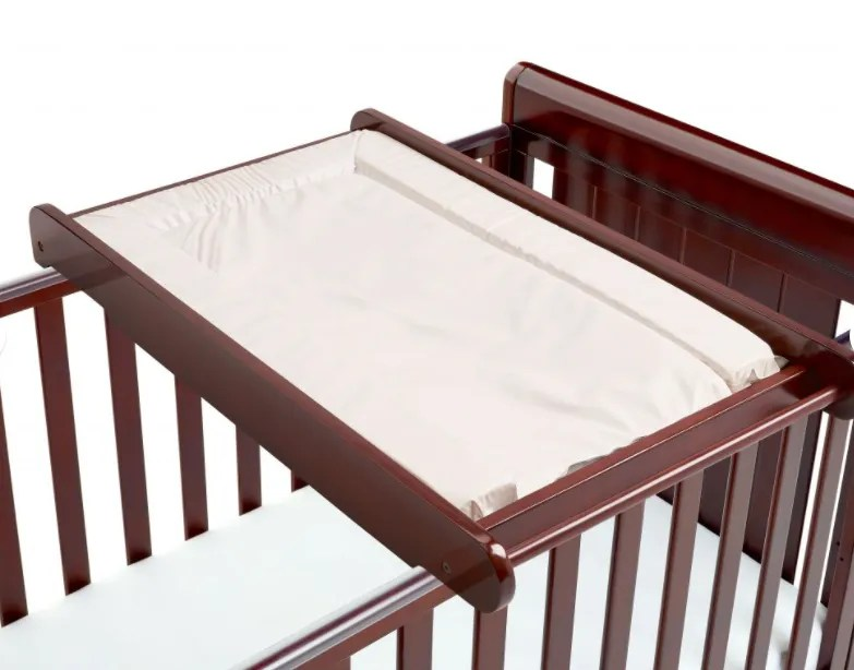 brown cot changer