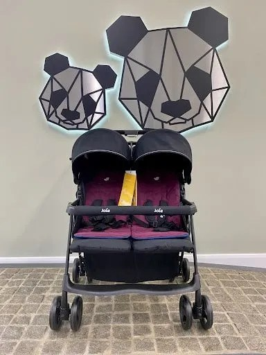 joie aire double stroller crewe