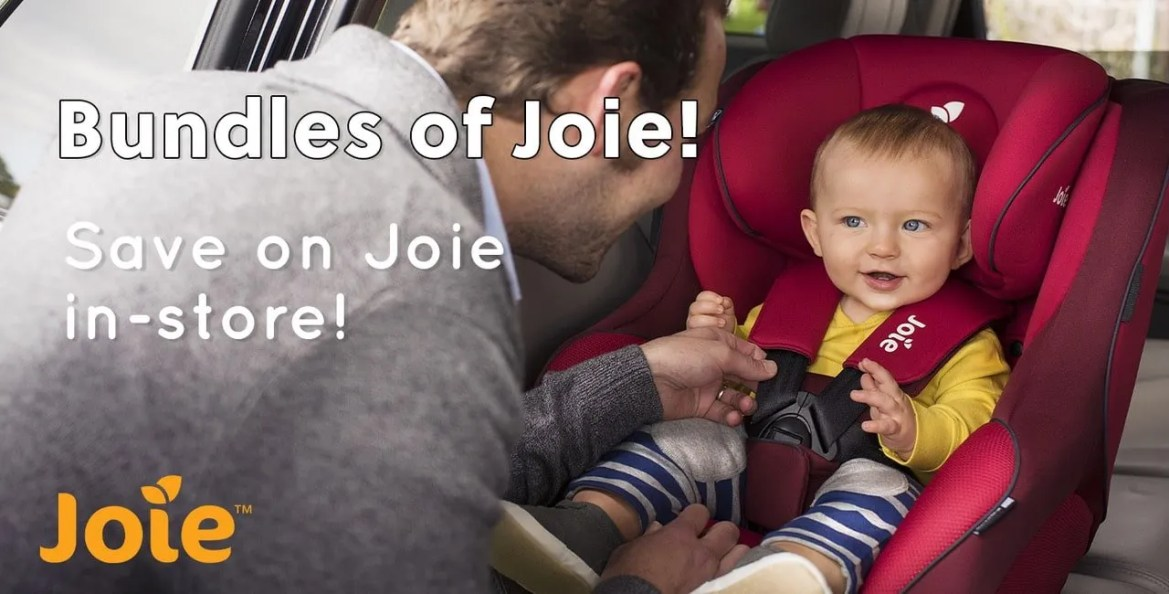Joie savings at Newbie And Me