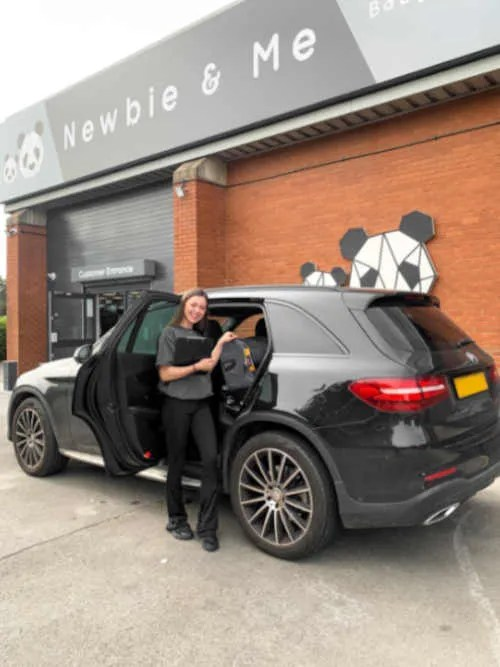 newbie and me car seat fitting service leeds