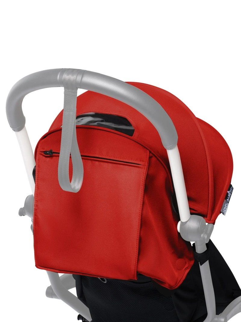 babyzen 6+ colour pack red