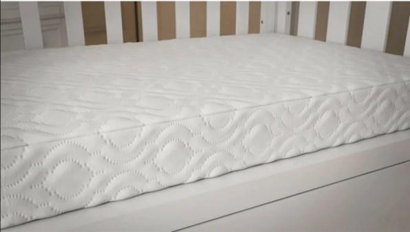 Babymore - Pocket Sprung Cot Bed