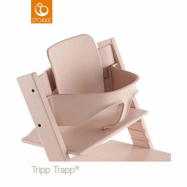 Stokke Tripp Trapp - Baby Set - Serene Pink