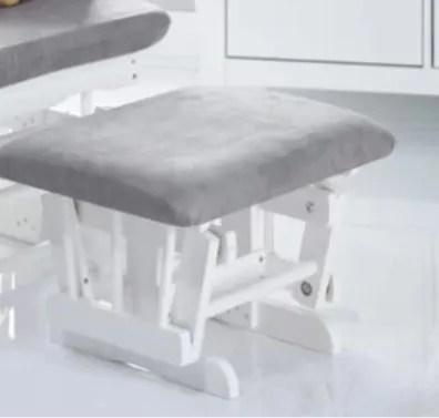 obaby glider stool
