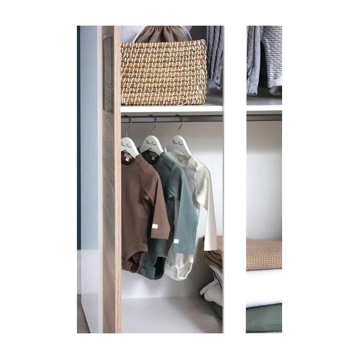 Silver Cross Finchley 2-Piece Dresser Roomset