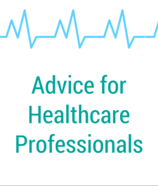 Advice for Healthcare Professionals
