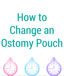 How to Change an Ostomy Pouch