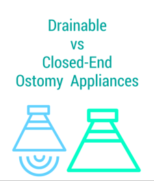 Drainable vs Closed-End Ostomy Appliances