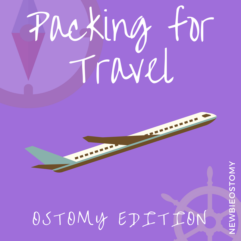 Packing for Travel with an Ostomy
