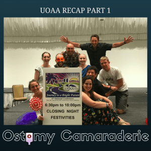 UOAA Conference - Ostomy Friendship