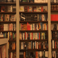 Four English Bookstores in Ankara