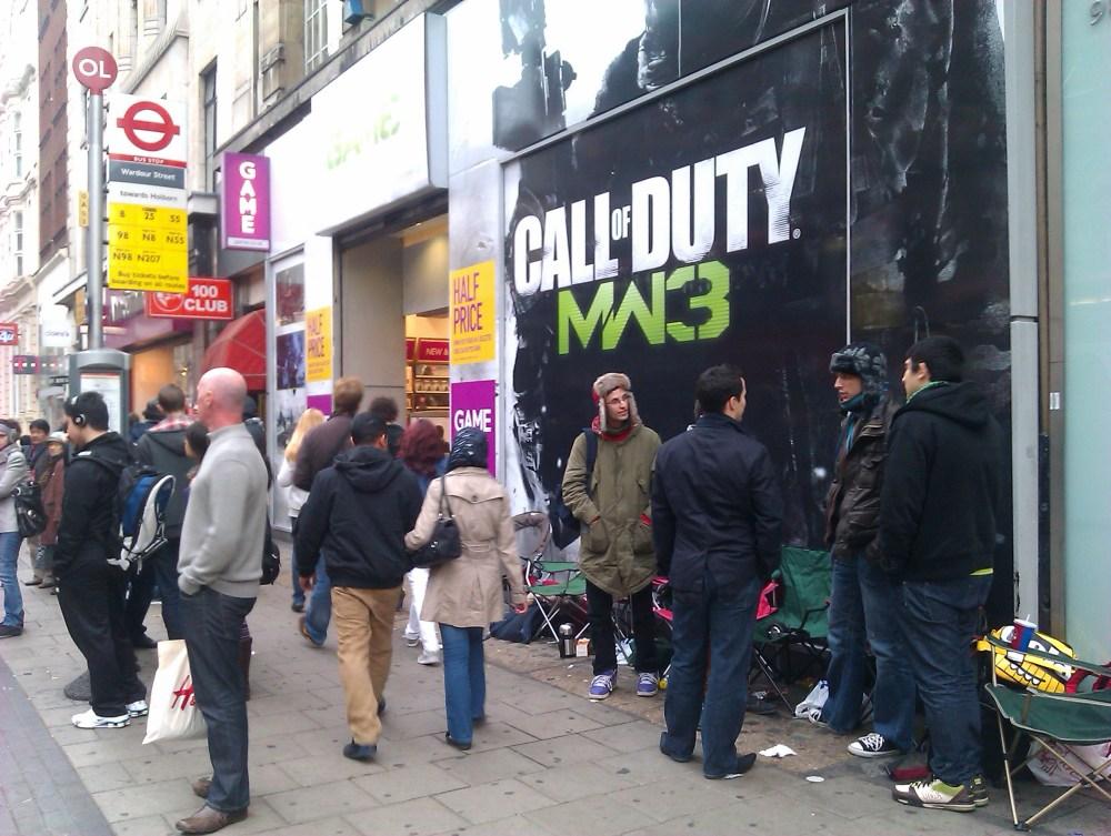 Call of Duty: Modern Warfare 3 (3/4)