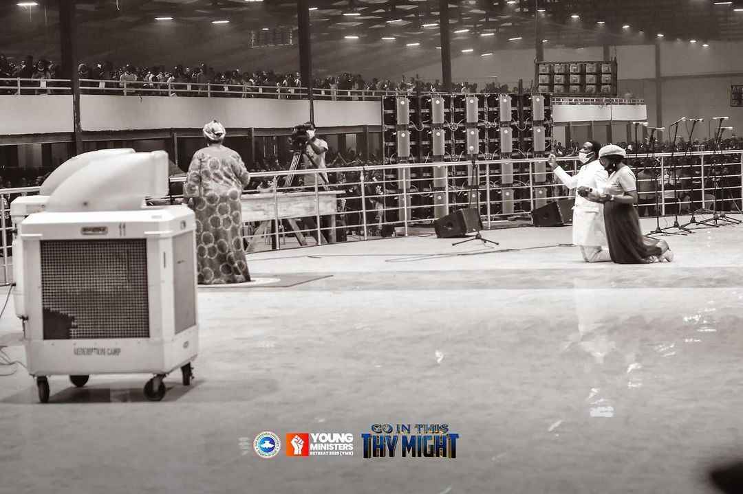 What Is The Secret Of This Grace? Part 2 – By Pastor Daniel Olawande