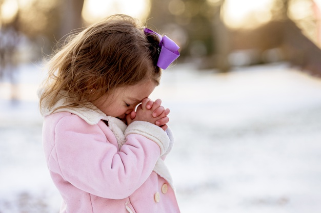 How to Teach Your Little Ones to Pray: One Amazing Method – Beth Ann Baus