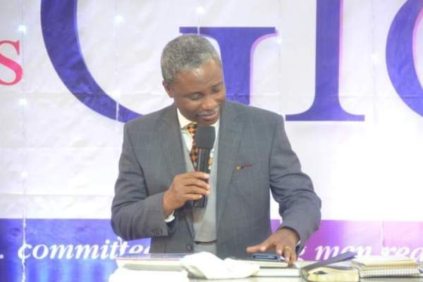 DEVELOPING PASSION FOR THE LOST – Rev. Olusola Areogun