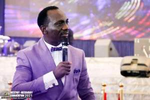 EVERYTIME YOU ENTER INTO COMPETITION, YOU LOSE YOUR POSITION – Pastor Paul Enenche