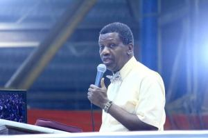 ANGER IS A TEMPORARY MADNESS, RESIST IT – Pastor E. A. Adeboye