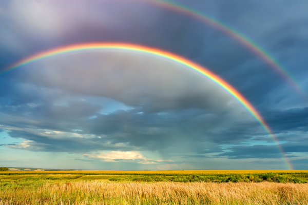 What Is the Meaning of the Rainbow in the Bible? – Robert Hampshire