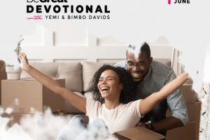 THE FIRST RELATIONSHIP – BeGreat Devotional – June 6