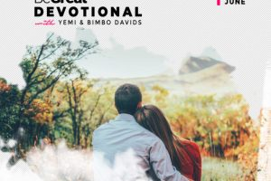 THE ACTS OF LOVE – BeGreat Devotional – June 7
