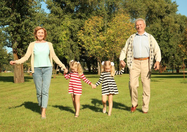 2 Roles Every Grandparent Can Play in Their Teenager's Faith – Amber Ginter
