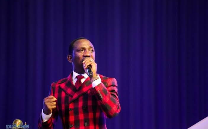 YOU HAVE JUST ONE LIFE TO LIVE – DON'T ENDURE IT, ENJOY IT! -Pastor Paul Enenche