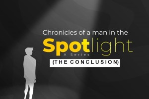 Identity (Chronicles Of The Man In The Spotlight — Concluding Part)