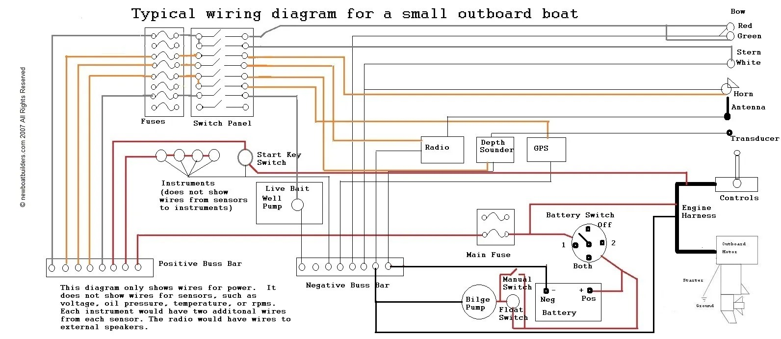 hight resolution of wiring diagram alt circuit boat