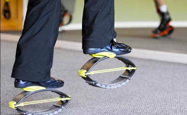Can Cardio Workouts With Rebounding Boots Help Target Your