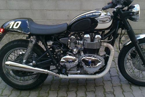 header exhaust wrap