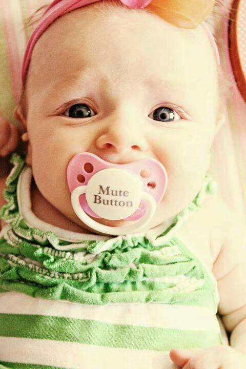 Images Of Quiet Babies : images, quiet, babies, Pacifying, Pacifier?
