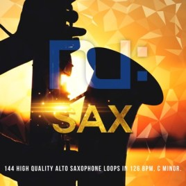 Nu: Sax sample pack cover
