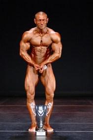 1st Light Heavyweight & Overall Andy Briggs