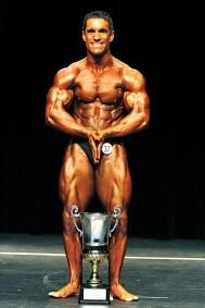 2009 Atlantic Classic Overall Winner Greg Doucette