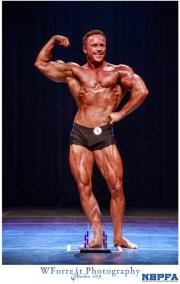 1st Place Mens Classic Physique A_Daniel Drover_resize