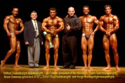 photo des finalists
