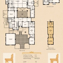 Open Plan Kitchen Dining Living Room Plans Light Blue Paint Colors For Disney Golden Oak. Luxury New Homes In Lake Buena Vistanew ...