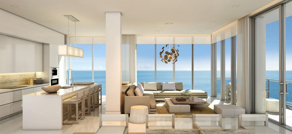 1 Hotel and Homes Miami Beach luxury condosNew Build Homes
