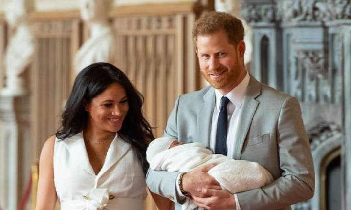 Meghan Markle's fight for her son's privacy led to Megxit - says a report 48