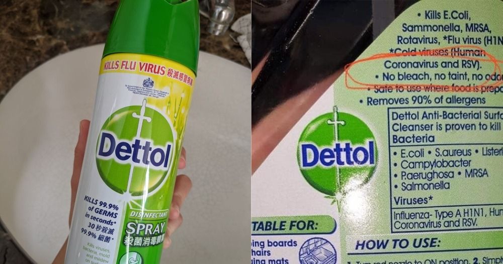 Can Dettol kill Coronavirus? Experts say they have NO evidence 48