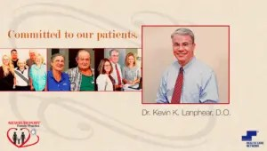 Dr. Kevin Lanphear testimonial video