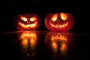halloween pumpkins carved