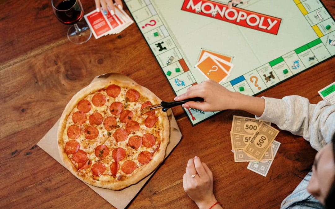 6 Family Game Night Ideas